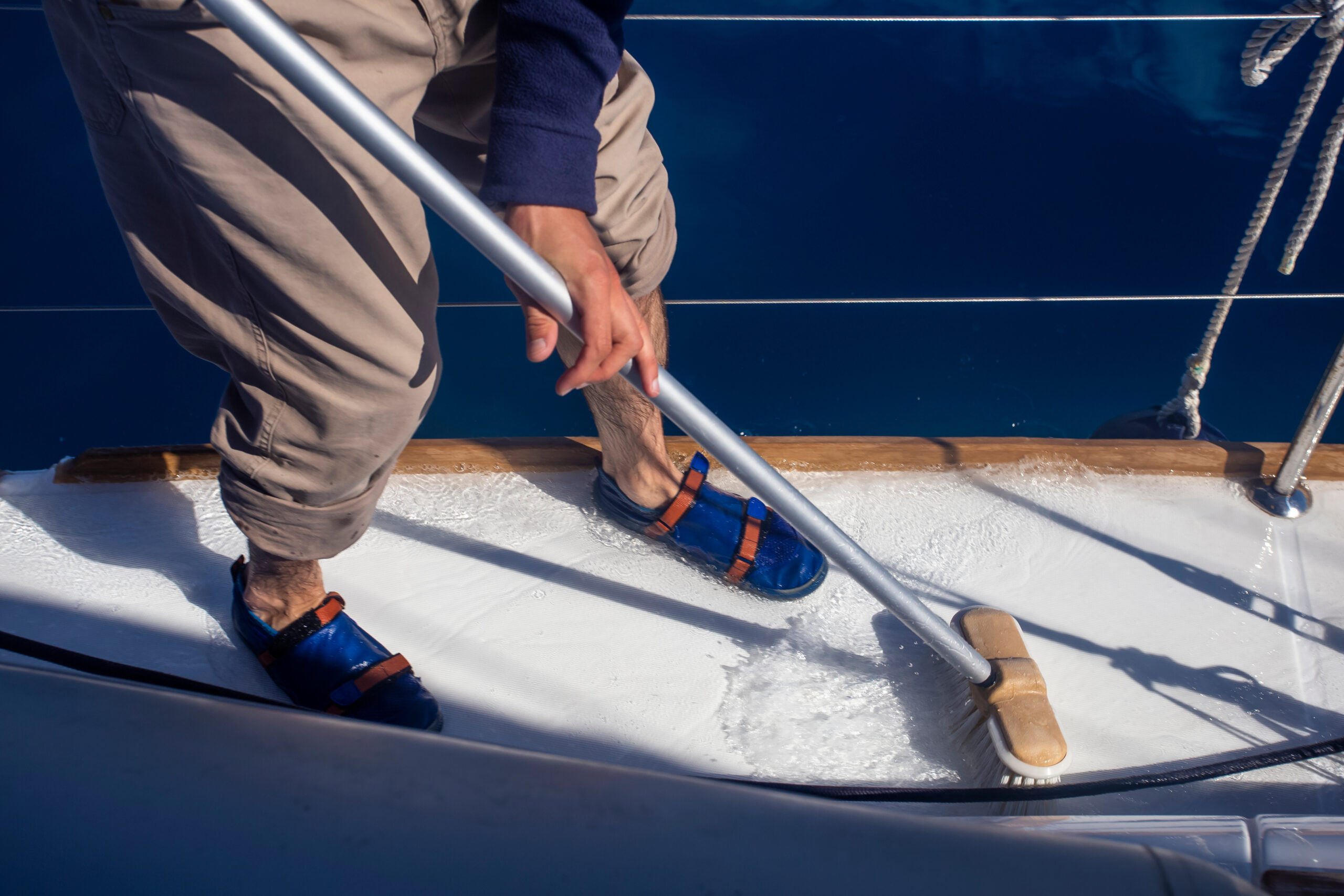 How Often Should Your Boat Be Cleaned? - Cleaning & Detailing Services